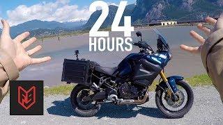 24 Hours on the Yamaha Super Ténéré