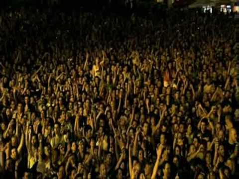 Negramaro feat. Jovanotti – Cade la pioggia -Live San Siro 2008