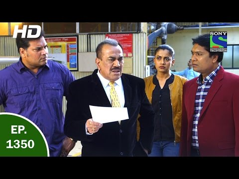 CID - सी आई डी - Mysterious Island - Episode 1349 - 4th June 2016 thumbnail
