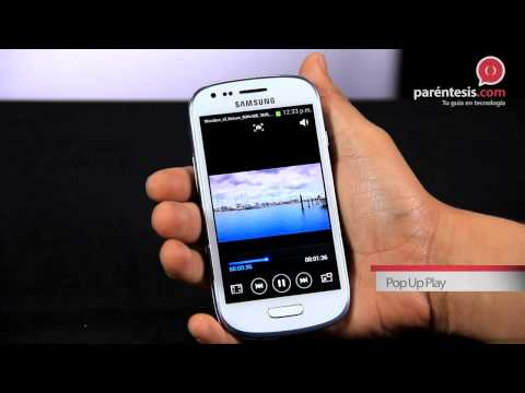 Celular Samsung Galaxy S III Mini (i8190)