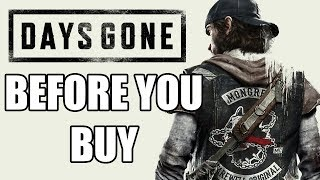 Days Gone - 15 Things You Need To Know Before You Buy
