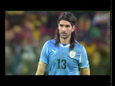 Uruguay vs Ghana   WC 2010  Un loco suelto...