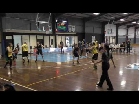 Round 11 SCM Corio Bay Stingrays V Whittlesea Pacers 5th June 2016