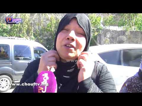 حصــــري ..بكاء و صدمة أخت الزوجة اللي قتلها راجلها فطنجة