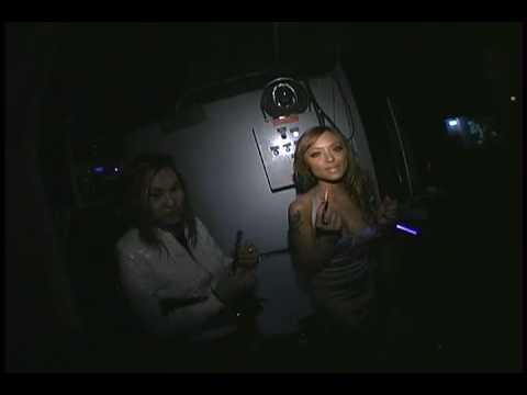 Backstage with Tila Tequila & DJ Roxanne Dawn @ Club Drink Video