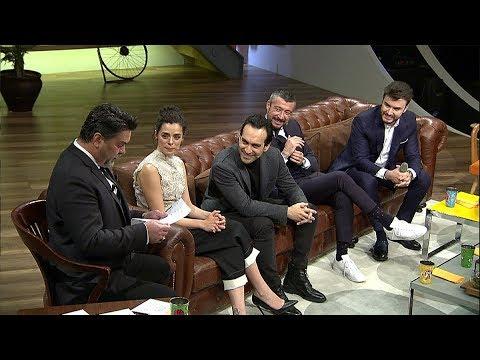 Beyaz Show- Kağıt soruları konukları çok güldürdü!