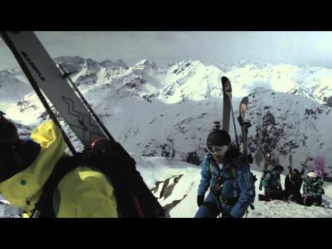 SALEWA Climb to Ski Camp  - Chamonix 2013