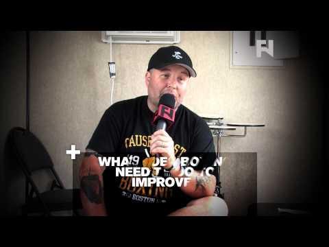 FightMusic Ken Casey of Dropkick Murphys  Full Interview