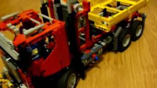 Lego Technic 9397 B-version (Evo1) Replica by dokludi
