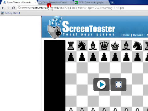 How to Create a YouTube Chess Video
