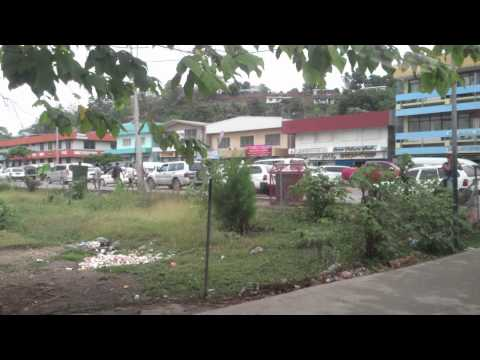 A Glimpse of Honiara City, Solomon Islands