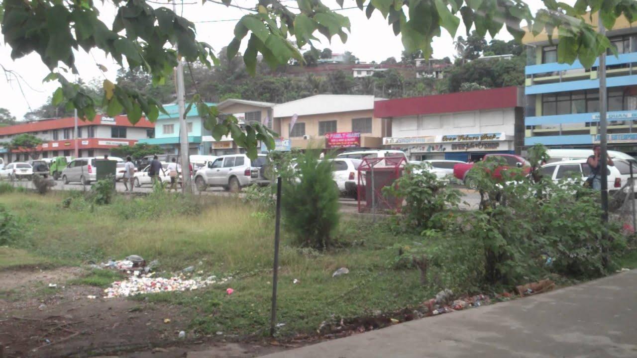 Honiara Solomon Islands  city photo : Glimpse of Honiara City, Solomon Islands YouTube