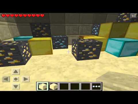 Pirámide Con Trampas - Minecraft Pocket Edition