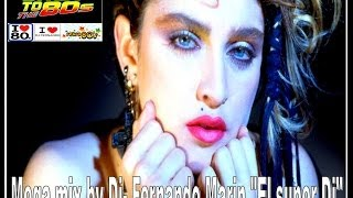 Exitos de Madonna Mix By Dj Fernando Marin