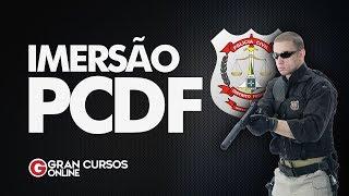 Imersão PCDF - Legislação Penal Especial em exercícios
