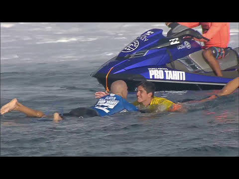 ASP Billabong Pro Tahiti - Final Day Highlights