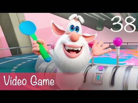 Booba - Video Game - Episode 38 - Cartoon for kids thumbnail