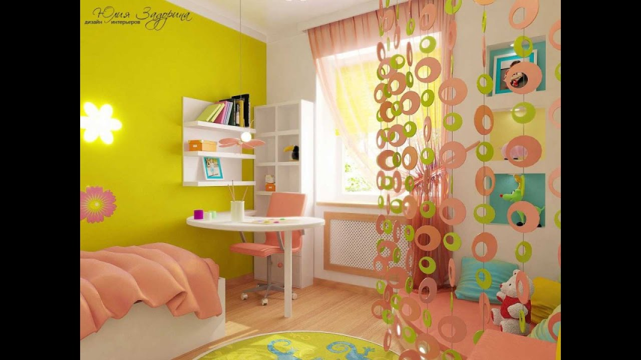 Ideas repair the children's room 4 - YouTube