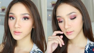 Matte Reddish Smokey Eye Tutorial | STEFANYTALITA