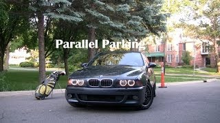 How to Parallel Park (The Secret You have to Know!)