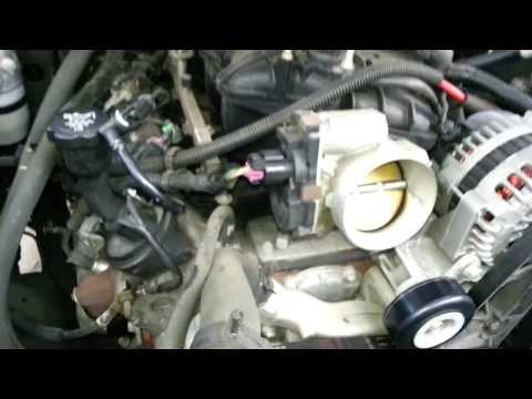 How to remove and replace LS Throttle Body | Vortec 4.8 5.3 6.0 6.2 Liter 2007 -