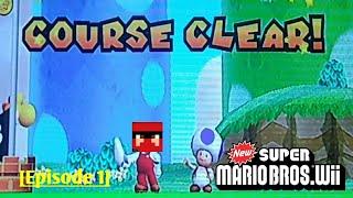 Me + AirShipMaster244 Play NEW Super Mario Bros [Episode 1]