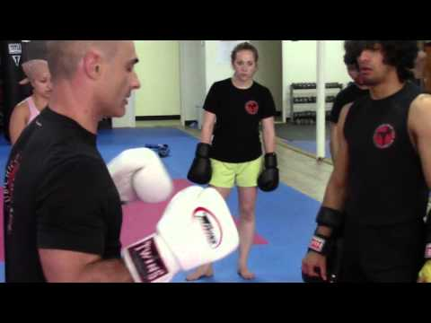 Elbow Drill - Chicago Muay Thai Kickboxing Club Image 1