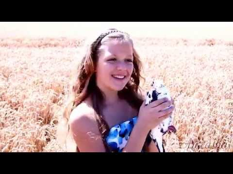 Песня про Беларусь!!! Александра Церлюкевич - Синеокая - Alexasha