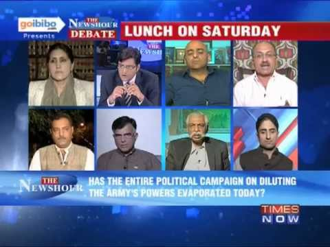 The Newshour Debate: How would India react to Pakistan's hand in terrorism? (Part 3 of 3)
