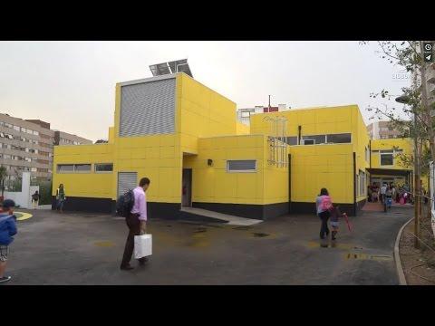 Escola Luz/Carnide renovada