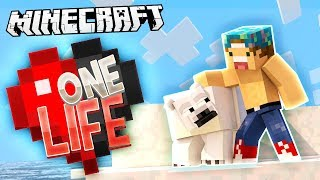 I ADOPTED A POLAR BEAR! | One Life SMP #38