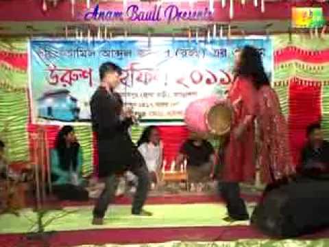 -anam Baul- Jobbar Shah Wurus. 2011. Bangladesh Baul Song. Harun Miah. Romesh Takur. video