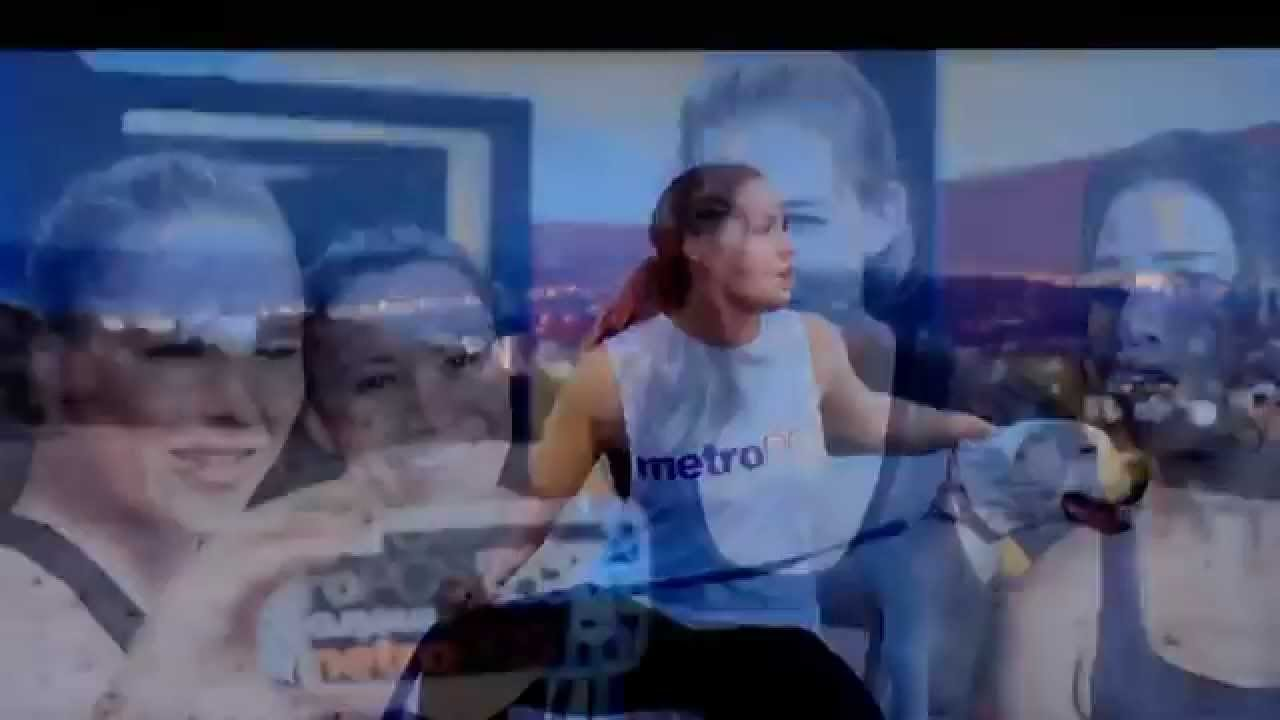 [Hilarious Ronda Rousey New Metro Commercial...It's a Knockout!] Video