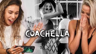 kristen mcatee styled me for coachella 2019 (lookbook)