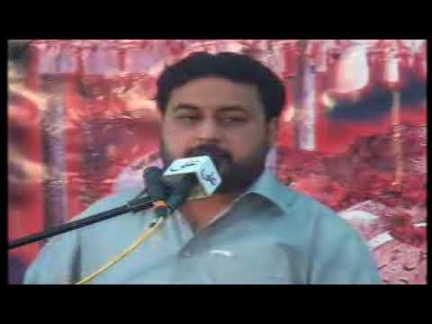 Zakir 1 Majlis 15 safar 2017 Chak 487 Burewala