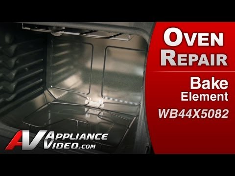 Bake Element - Stove / Oven or Range Repair (GE # WB44X5082 Replacement Part)