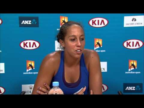 Madison Keys press conference (SF) - Australian Open 2015