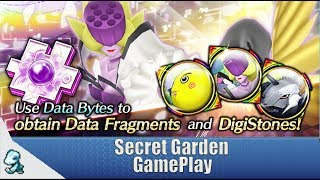 Digimon Links |  The Secret Garden (Lotusmon) = Gameplay