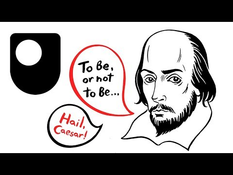 Shakespeare: Original Pronunciation video