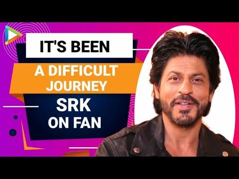 FAN FULL INTERVIEW | Shah Rukh Khan | Raees | Gauri Shinde | Imtiaz Ali | Fan Quiz