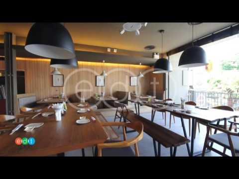 บรรยากาศโดยรวมของ Ogawa Japanese Restaurant สาขา Nord Avenue Ekamai