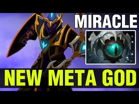 NEW META GOD !! - MIRACLE SILENCER - Dota 2