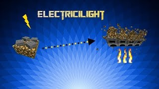 ElectriciLight - A vanilla minecraft mod [1.8+ Only one command]