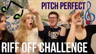Riff Off Challenge!!
