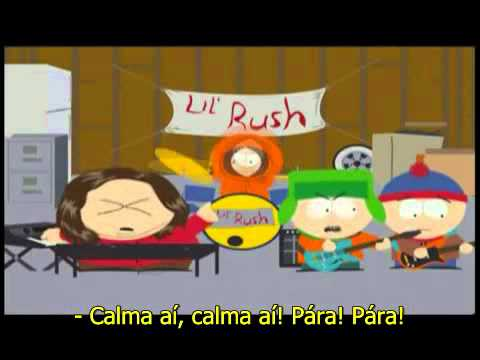 South Park - Rush - Tom Sawyer Intro [Legendado PT-BR]