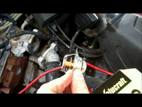 2003 Ford Taurus Thermostat Replacement