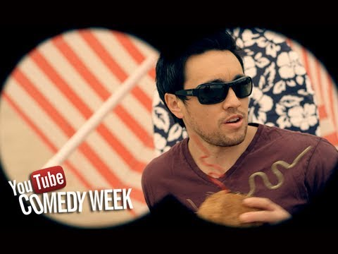 Internet Stalker - YouTube Comedy Week SPECIAL