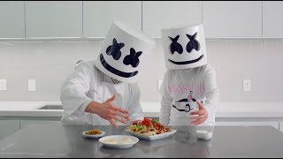 Cooking with Marshmello: How to Make Loaded Nachos (feat. Mini Mello)