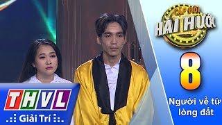 THVL   Cặp Đôi Hài Hước Mùa 2 – Tập 8[2]: Thầy Pháp Gặp Ma - Dương Thanh Vàng, Phương Lan
