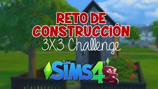 Los Sims 4 | 3X3 Challenge | Speed build